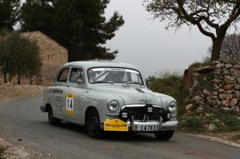 El 5è Rally Catalunya Històric se disputará los días 9 y 10 de abril de 2021