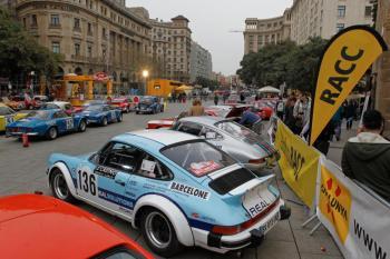 El Rallye Monte-Carlo Historique de nuevo en Barcelona