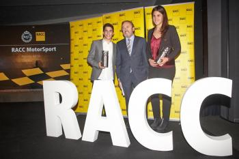 El RACC galardona a sus Campeones 2016 y les presenta como un modelo a seguir