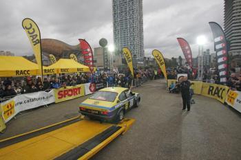 Este viernes 2, salida desde Barcelona del 21º Rallye Monte-Carlo Històrico