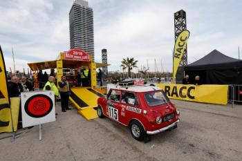 Este viernes, salida desde Barcelona del 22º Rallye Monte-Carlo Historique