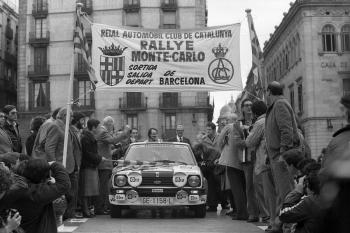 Barcelona, RACC i Ral.li Monte-Carlo: 35 anys d'història