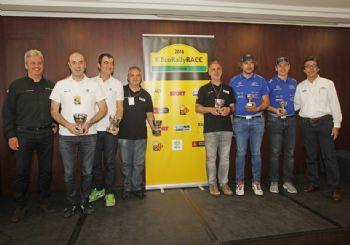 Acaba l'EcoRallyRACC per als Elèctrics, amb victòria d'Enric Oller-Tomàs Molina (BMW i3)