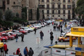 24 de gener: 46 participants iniciaran des de Barcelona el Ral.li Monte-Carlo Històric