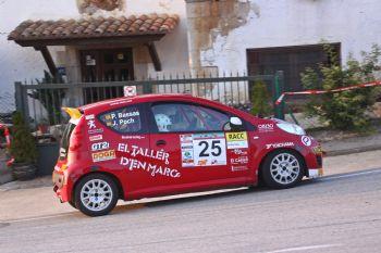 Máxima emoción y rivalidad en el Rallye Osona, nueva cita del Volant RACC