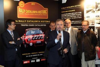 1r Rally Catalunya Històric: 24 i 25 de febrer de 2017