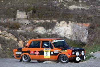 El Rally Catalunya Històric-Rally de les Caves abre inscripciones