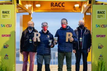 Carles Miró-Ivan Matavacas (Porsche) ganan por segunda vez el Rally Catalunya Històric
