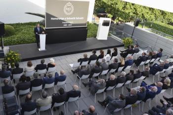El RACC rinde homenaje a su presidente de honor, Sebastià Salvadó, que murió el pasado mes de abril