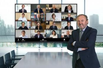 Josep Mateu, reelegit president  del RACC per als propers 4 anys