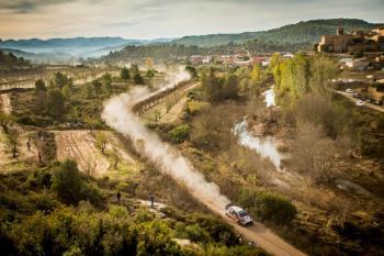 El RACC, de acuerdo con la FIA, elige la primera rotación del Mundial de Rallys