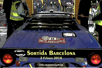 El Rallye Monte-Carlo Histórico empieza el 2 de febrero en Barcelona