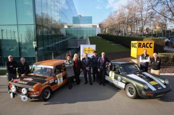 El RACC presenta el itinerario del 3r Rally Catalunya Històric-Rally de les Caves