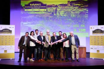 55 RallyRACC: Cuatro intensos días de espectáculo