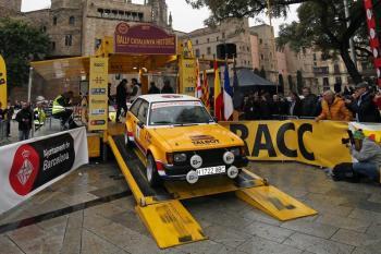 Comença el 1r Rally Catalunya Històric