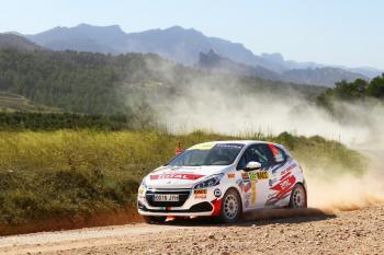Pep Bassas gana el Volant RACC en el RallyRACC