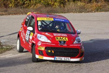 El título del Volant RACC se decide en el Rallye 2000 Viratges