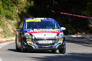 El Volant RACC llega a su clásica cita veraniega con el Rallye Osona