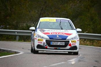 Primer triunfo de Sergi Francolí en el Volant RACC