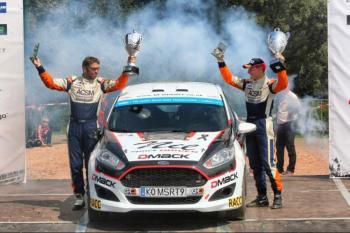 Nil Solans, Campeón del Mundo de WRC3