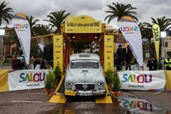 Empieza en Salou el 5º Rally Catalunya Històric