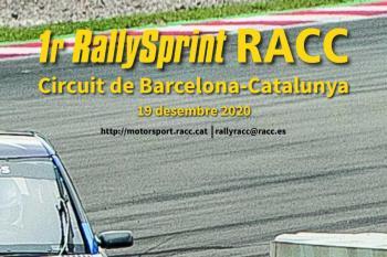 Neix el RallySprint RACC amb l'objectiu que els pilots recuperin l'esperit de la competició