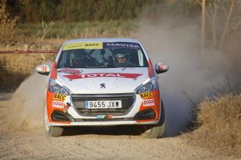 El Volant RACC aterra en el WRC