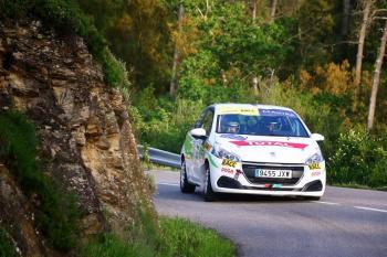 El Rallye Osona, nuevo y exigente desafío del Volant RACC