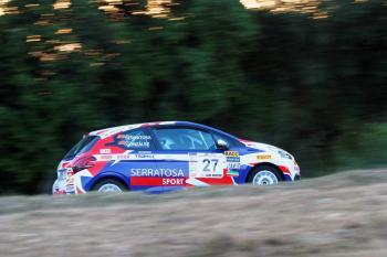 El Volant RACC afronta con el Rallye Ciudad de Cervera su primera cita sobre tierra